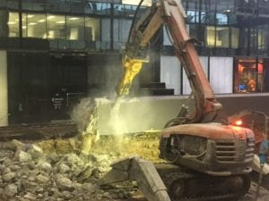 Houston Concrete Demolition